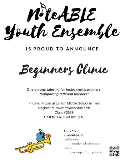 Beginners Clinic 2019